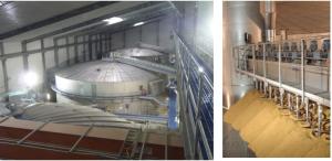 450t germination vessels