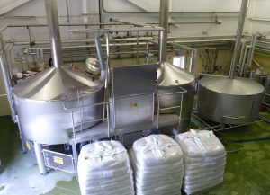 brewplant at Dartmoor