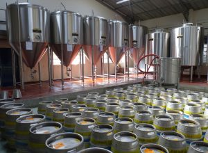 Casks and fermenting vessels