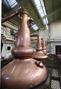 The stills at Glengoyne