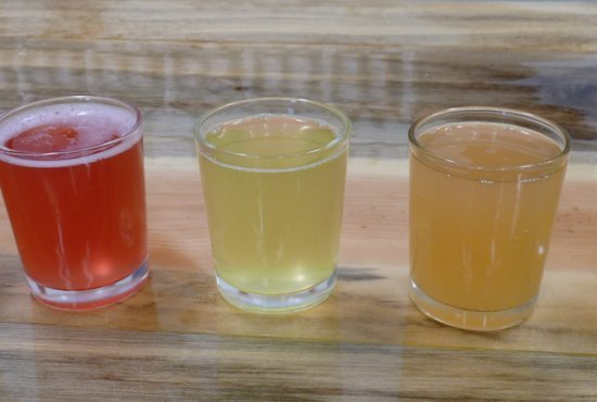 Fancy a boosh? Have you ever heard of kombucha?
