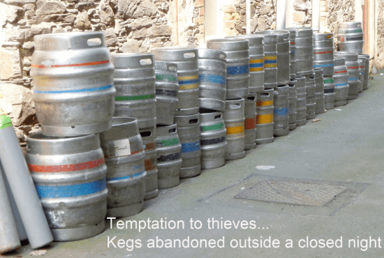 Getting Your Kegs Back – Part 2